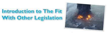 Introduction to The Fit With Other Legislation