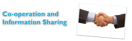 Co-operation and Information Sharing